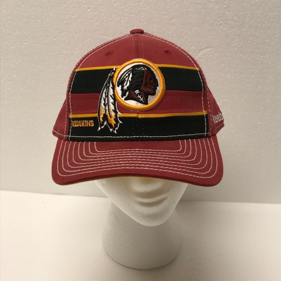 c0b3b8bbaaf Reebok Accessories | Nfl Equipment Washington Redskins Mens Hat ...